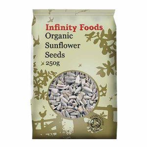 Infinity Foods Organic Sunflower Seeds
