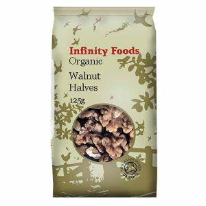 Infinity Foods Organic Walnut Halves