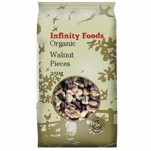 Infinity Foods Organic Walnut Pieces