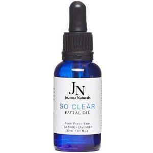 Joanna Naturals So Clear Facial Oil 30ml