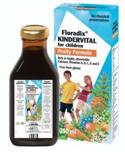 Salus Kindervital Fruity Formula 250ml