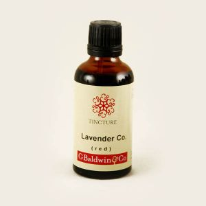 Baldwins Lavender Compound Bp Herbal Tincture