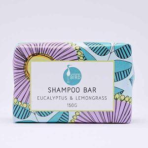 Laughing Bird Eucalyptus & Lemongrass Shampoo Bar 150g