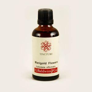 Baldwins Calendula ( Calendula Officinalis ) Herbal Tincture
