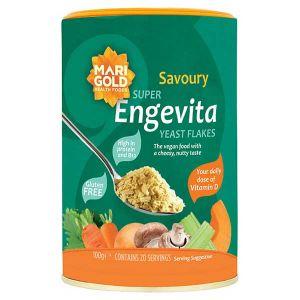 Marigold Super Engevita Nutritional Yeast With Vitamin D 100g