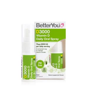 Better You D Lux Vitamin D 3000iu Spray 15ml