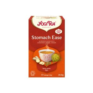 Yogi Stomach Ease Organic Tea 17 Bags