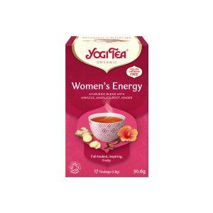 Yogi Women's Energy Organic Tea 17 Bags