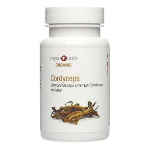 Myco-Nutri Organic Cordyceps 60 capsules