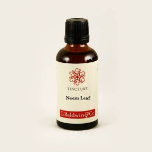 Baldwins Neem Leaf ( Azadirachta Indica ) Herbal Tincture
