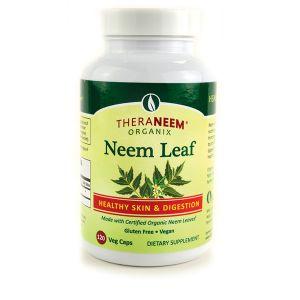 Theraneem Naturals Neem Leaf Capsules 120 Capsules