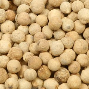 Baldwins Peppercorns White ( Piper Nigrum )