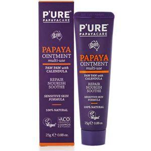 Pure Papaya Ointment with Calendula 25g