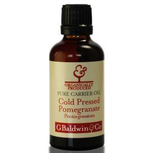 Baldwins Organic Cold-pressed Pomegranate Oil