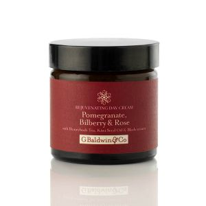 Pomegranate, Bilberry & Rose Rejuvenating Day Cream 60ml