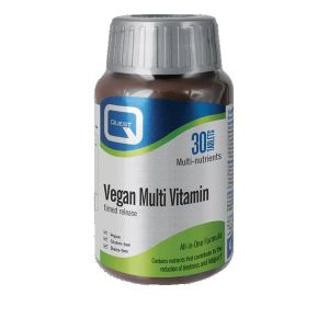 Quest Super Once A Day Vegan Multivitamins And Minerals