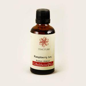 Baldwins Raspberry ( Rubus Idaeus ) Herbal Tincture