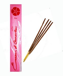 Encens D'aureville Rose 10 Incense Sticks