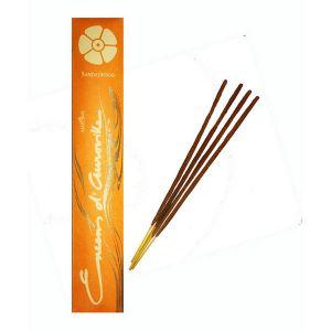 Encens D'auroville Sandalwood 10 Incense Sticks