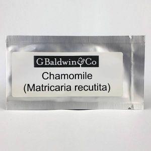 John Chambers Chamomile (wild) Herb Seeds Packet