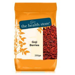 The Health Store Goji Berries 250g