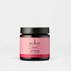 Sukin Natural Skincare Rose Hip Hydrating Day Cream 120ml