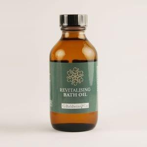 Baldwins Synergy Revitalising Bath Oil