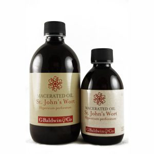 Baldwins St Johns Wort Macerated Oil