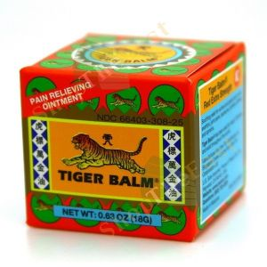 Tiger Balm Ointment Red 19g