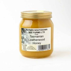 Paul Paynes Tasmanian Leatherwood Honey (thick) 340g