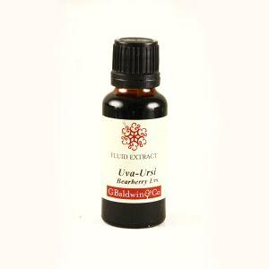Baldwins Uva Ursi ( Arctostaphylos Uva Ursi ) Herbal Fluid Extract