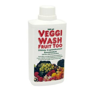 Veggiwash Fruit And Vegetable Wash Concentrate 500ml