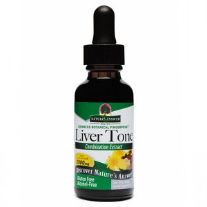 Natures Answer Livertone Alcohol Free Fluid Extract 30ml