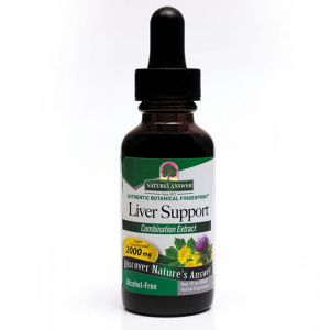 Natures Answer Liver Support (formerly Liv-cleanse) Alcohol Free Fluid Extract 30ml