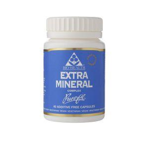 Bio-health Extra Mineral Complex 60 Capsules
