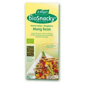 Biosnacky Mung Bean Sprouting Seeds 40g