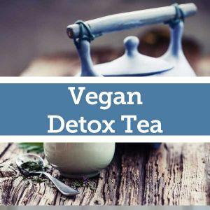 Baldwins Remedy Creator - Vegan Detox Tea