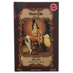 Henne Color Powder Brown 100g