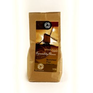 Infinity Foods Organic Buckwheat Flour