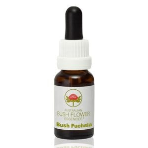 Australian Bush Flower Essences Bush Fuchsia 15ml