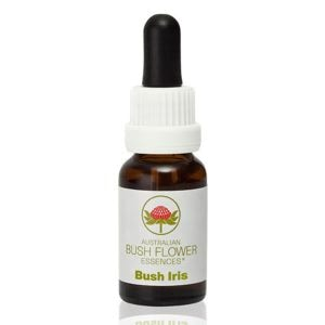 Australian Bush Flower Essences Bush Iris 15ml
