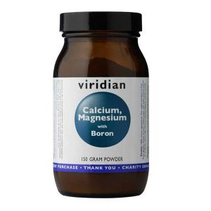 Viridian Calcium Magnesium And Boron Powder 150g