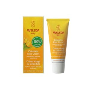 Weleda Calendula Baby Face Cream 50ml