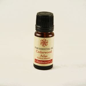 Baldwins Cedarwood Atlas (cedrus Atlantica) Essential Oil