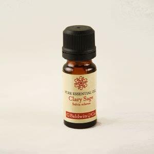 Baldwins Clary Sage (salvia Sclarea) Essential Oil