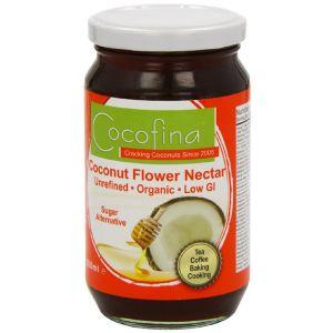 Cocofina Unrefined Organic Coconut Flower Nectar 350ml