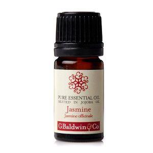 Baldwins Pure Essential Oil Of Jasmine (jasmine Officinale) Diluted In Jojoba Oil