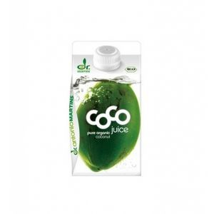 Dr Martins Coco Juice Pure Organic Coconut Water