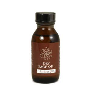 Baldwins Synergy Face Oil Dry Skin 50ml