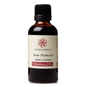 Baldwins Saw Palmetto ( Sabal Serrulata ) Herbal Fluid Extract